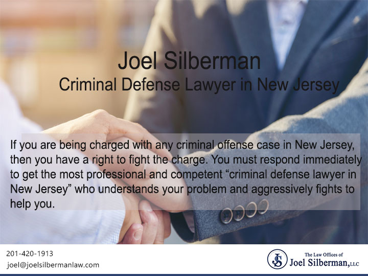 criminal defense lawyer in New Jersey